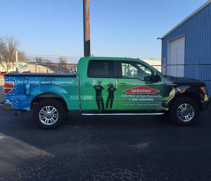 SERVPRO of East Evansville is always here to help!