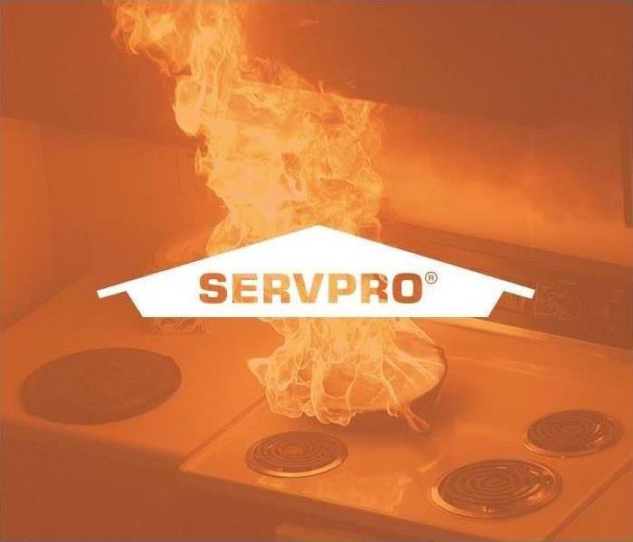 Fire Damage SERVPRO of East Evansville Smoke and Soot Cleanup
