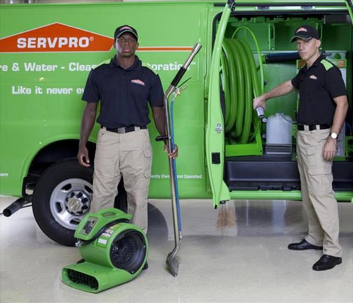 General SERVPRO of East Evansville is Hiring!