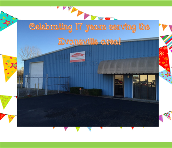 General Happy Birthday SERVPRO of East Evansville